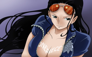 0185 nico robin colored by vaikingu d4dxjqb
